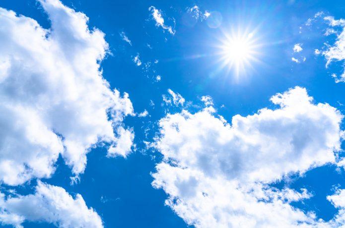 紫外線 夏 太陽