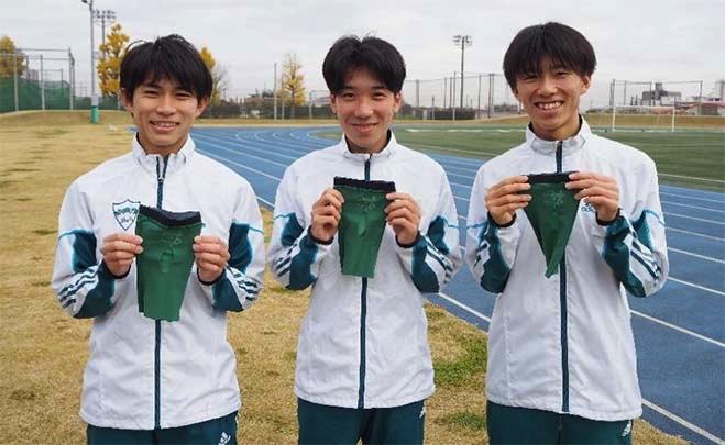 青山学院の駅伝チームの選手