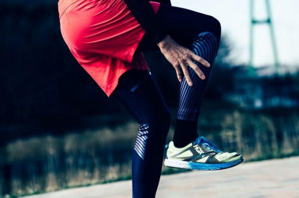 女性ランナー タイツ