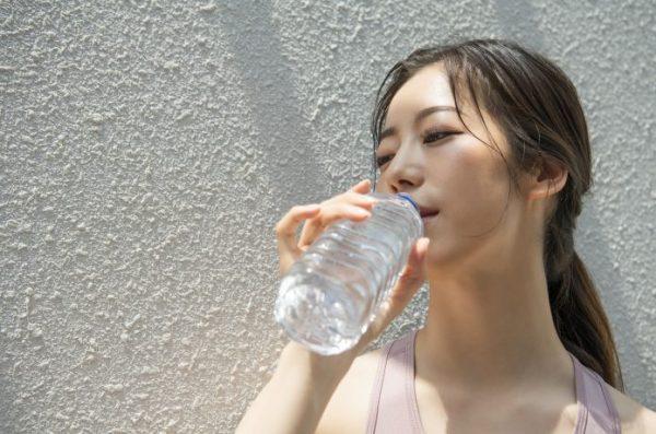 水分補給 ボトル