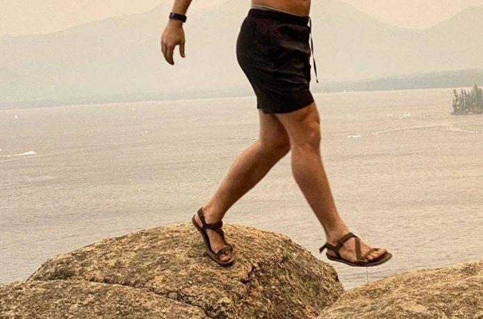 男性 サンダル ビーチ