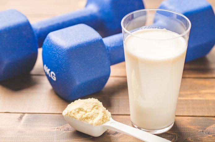 タンパク質のイメージ