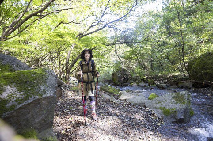 ハイキングのイメージ画像
