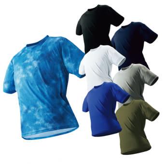 放熱冷感半袖Tシャツ
