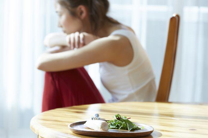 根性勝負の食事制限から開放される