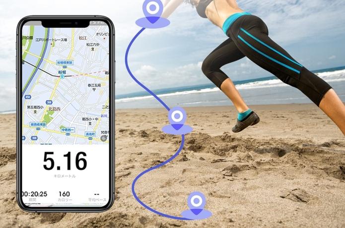 シャオミ GPSモード
