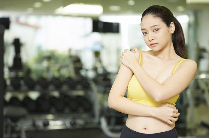 筋肉痛があるときに筋トレをしてもいいの?