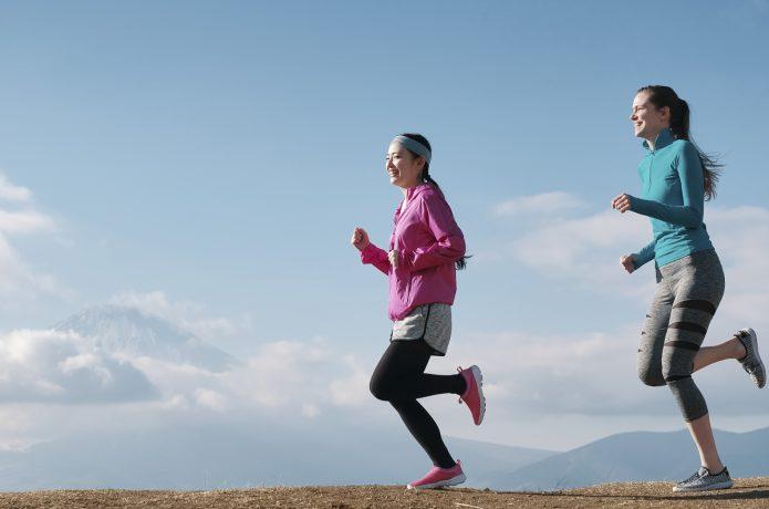 【有酸素運動①】脂肪燃焼にはランニングよりジョギング・ウォーキング!