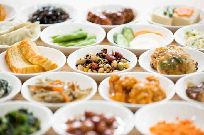 色々な総菜