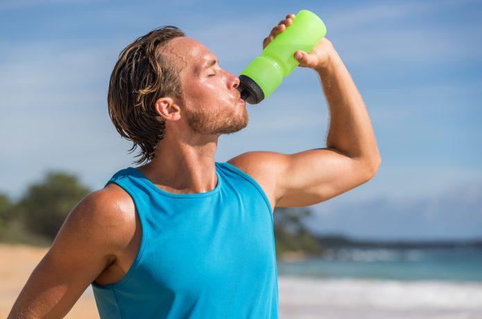 運動と栄養のイメージ